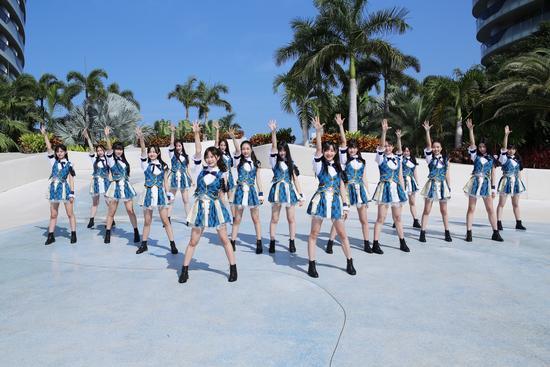 SNH48献唱毕志飞导演作品 《纯洁心灵》主题曲发