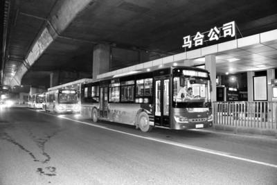 合肥裕溪路10座公交岛式站台将启用
