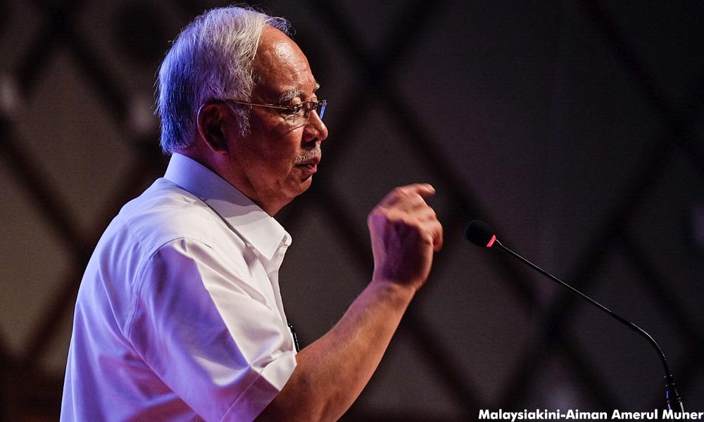 马来西亚总理:若国家动荡 华人将第一个遭殃(图)