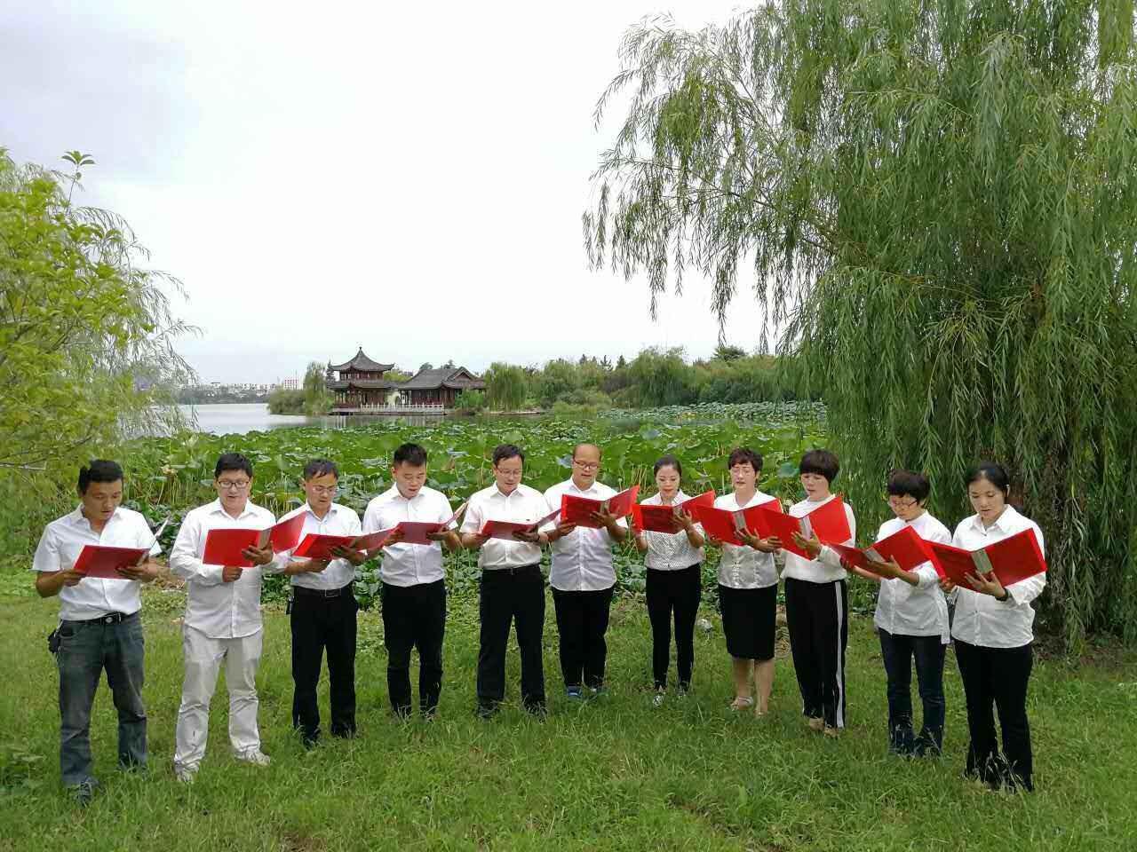 旅游  德兴 德兴市全民朗读《可爱的中国》 泗州镇 婺源 鹅湖书院