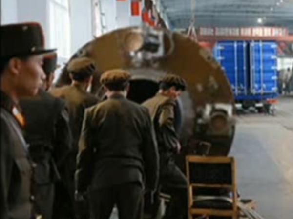 制裁堵不住技术和设备走私 难挡朝鲜导弹进程