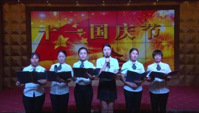 上饶全民诵读《可爱的中国》