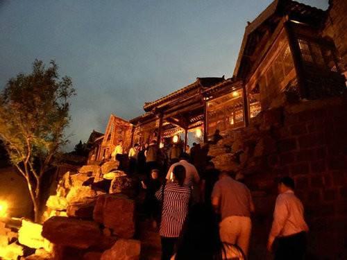旅游  民俗文化旅游区 旅游新业态之长寿山风情古镇和偃月古城是集