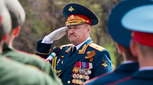 """俄军中将在叙身亡 俄:都怪美国""""虚伪"""""""