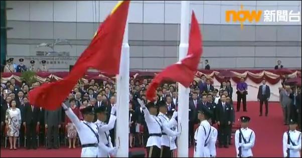 林郑月娥国庆酒会致辞:深深感受到来自国家的底气