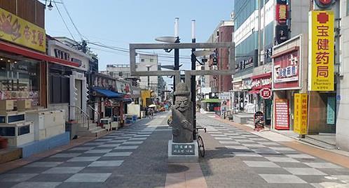 济州岛街道曾为中国游客更名 又因萨德改名换姓