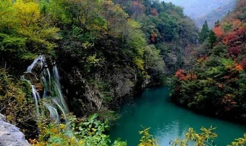 邂逅一个最美的秋天就去浮戏山