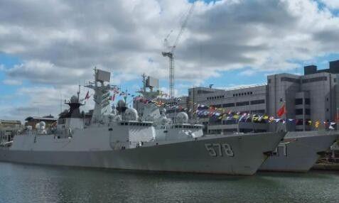 海上强国不是梦!中国海军迎来新时代