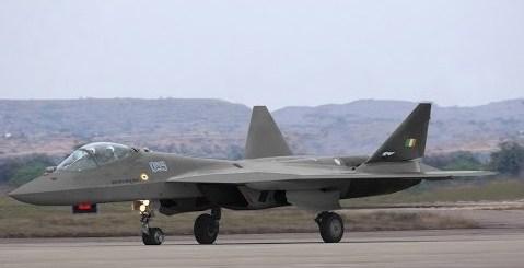 功能还不如F-35 印军提出停止与俄五代机合作