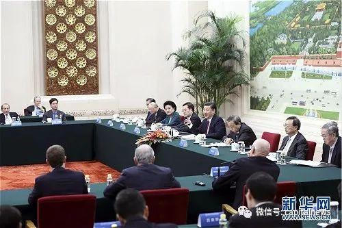 朱镕基、王岐山、刘鹤都加入了这个委员会(图)