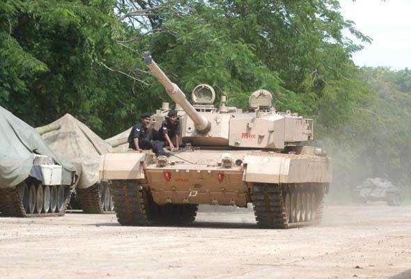 坦克--拒绝被忽悠!印军拒绝采购国产战机坦克