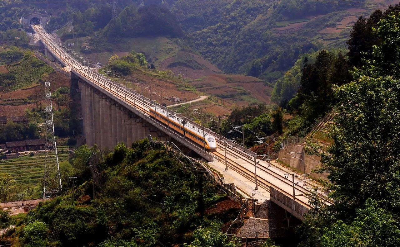 偷工减料还渗水 沪昆高铁贵州段被查出了大问题