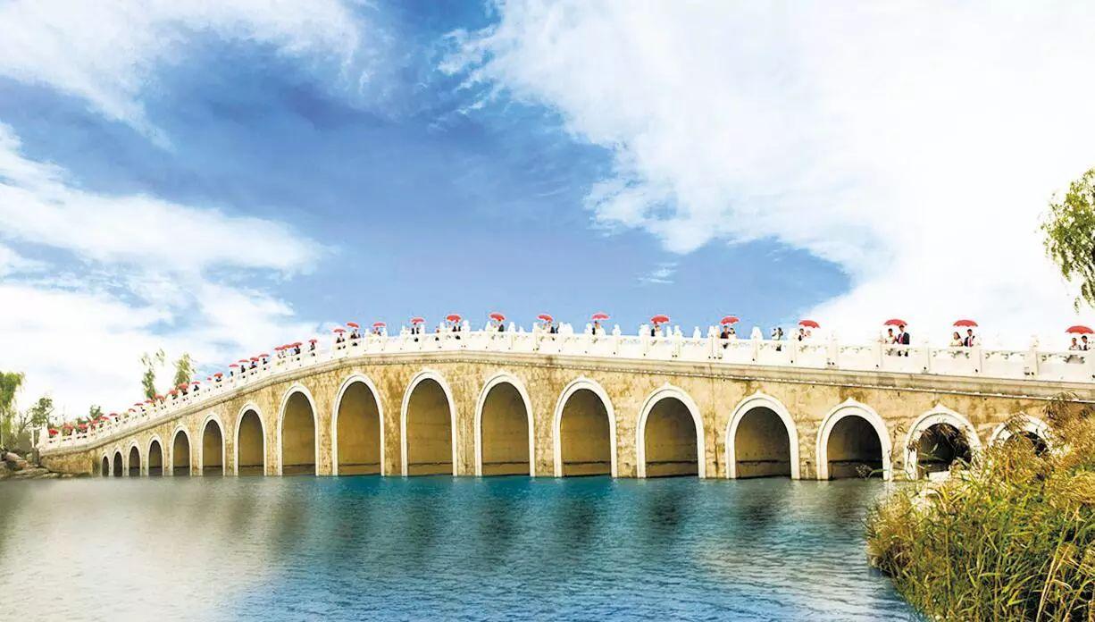 淮北22年创城圆梦丨筑就生态文明的淮北风景