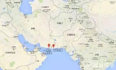 伊朗建成一个港,为什么印度看着中国乐半天?印媒:打开图片