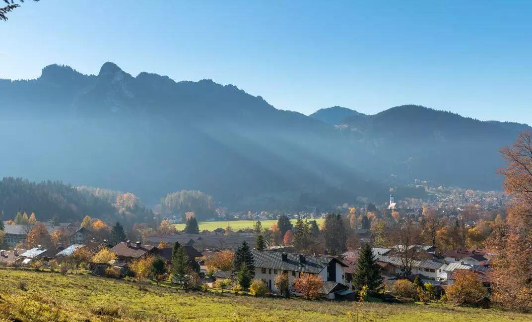 谁说德国不浪漫?这些美如童话的小镇就是浪漫代言人
