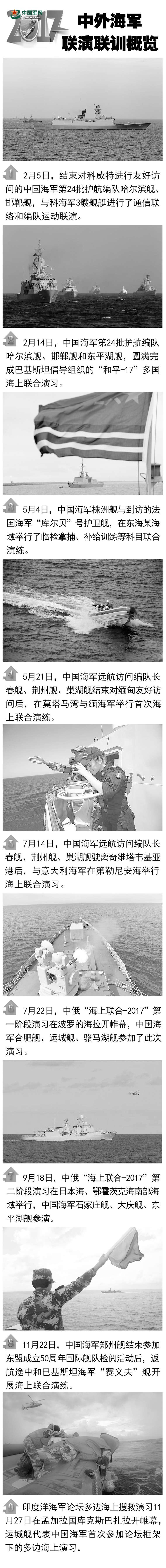 人民海军:与英法传统海军强国比 我们优势不明显