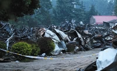 河南老年公寓大火致39死案开庭6人当庭认罪