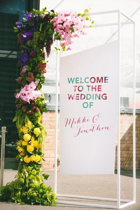 现代婚礼趋势灵感做自己的婚礼策划师