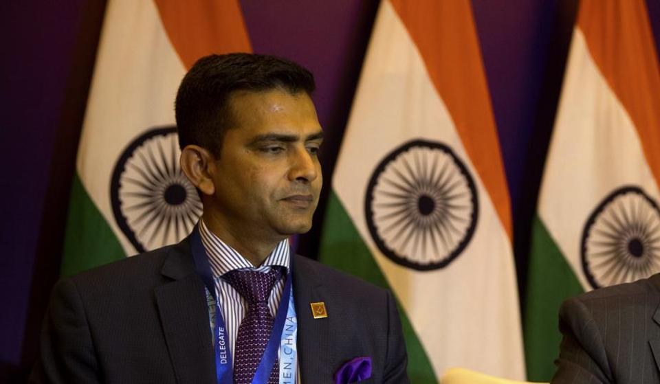 印度重申拒绝一带一路 中国学者:充满误解(图)
