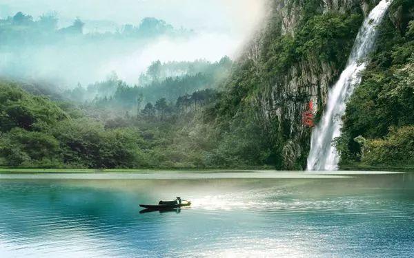 安远县三百山小镇