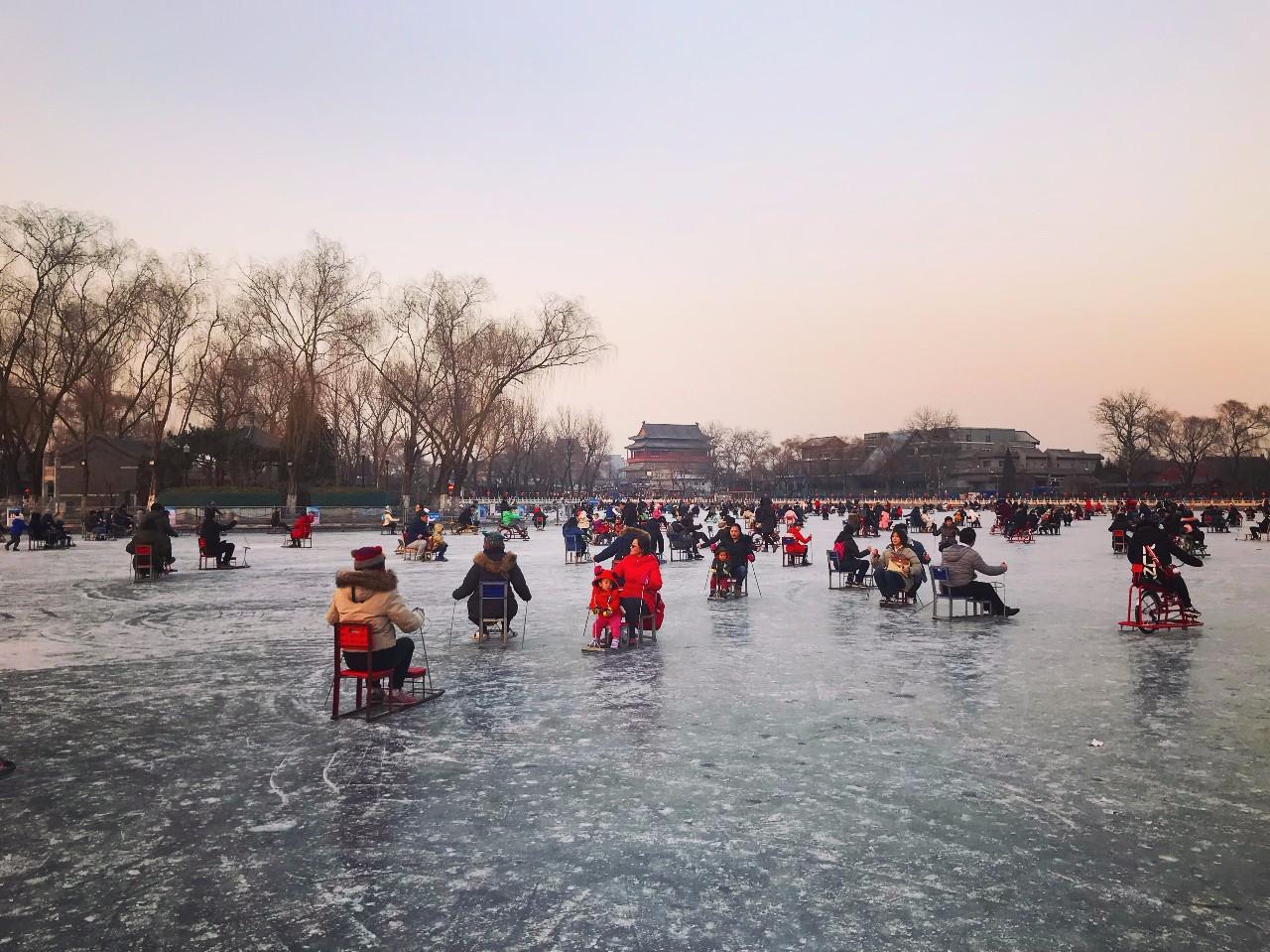 京城5大经典冰场 冬日户外溜娃玩乐圣地随你挑