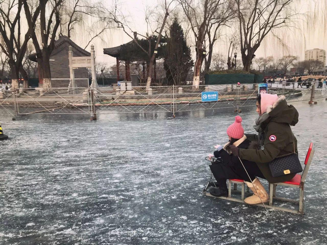 坦克--京城5大经典冰场 冬日户外溜娃玩乐圣地随你挑