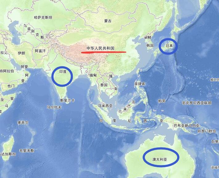 日澳推进防务合作 中国远洋战略构成牵制干扰