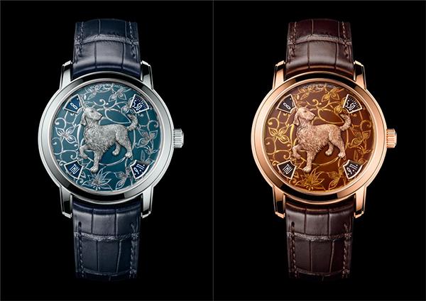戴上這些狗年生肖腕表,來年運氣也許真的會旺