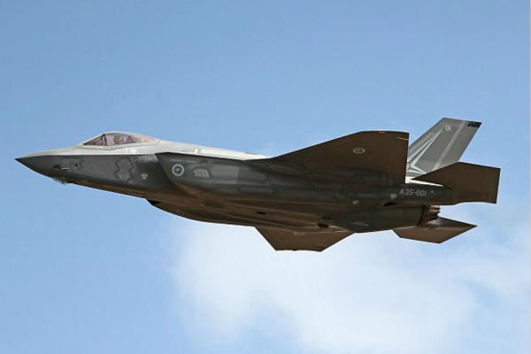 澳购美制F-35战机被曝无法作战 170亿恐打水漂