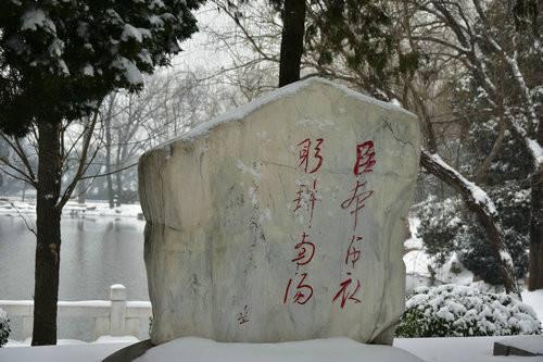 雪意·卧龙
