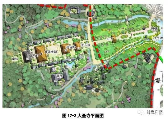 济南涂山-白乳泉信息名胜区招聘出炉!蚌埠房地产设计规划风景图片