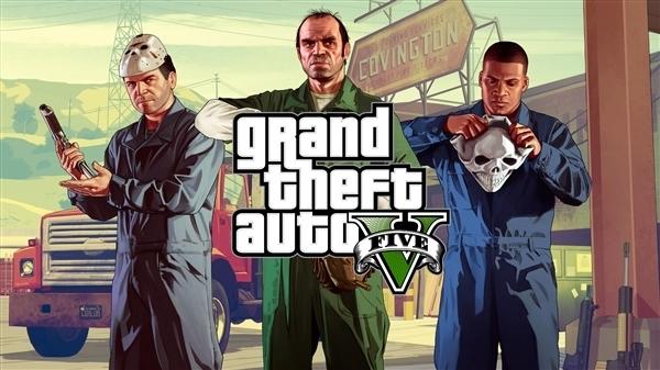 《GTA5》全球总销量公布:超过9000万套