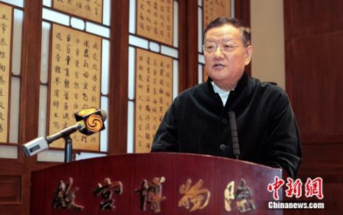 凤凰卫视董事局主席行政总裁刘长乐