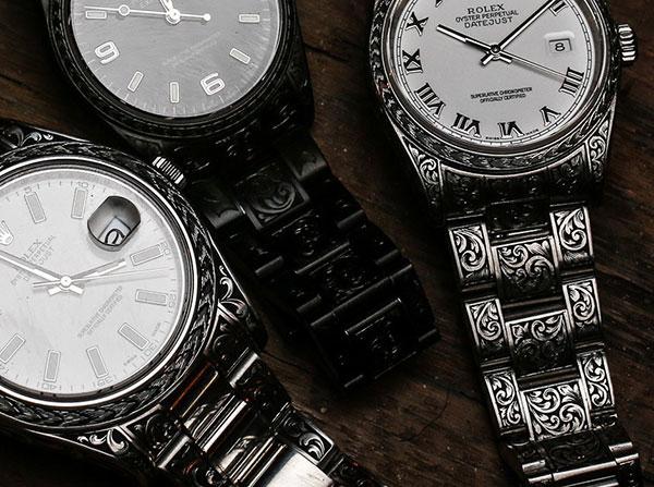MadeWorn - Engraved Rolex watch - 14. JPG