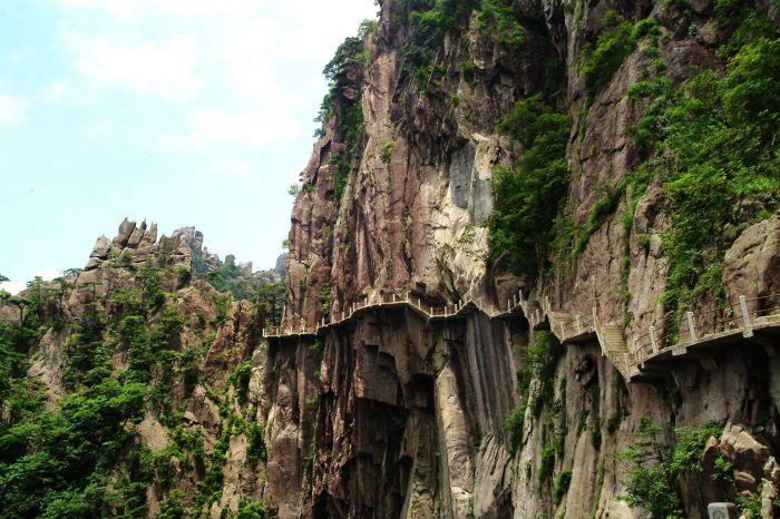 西海大峡谷栈道