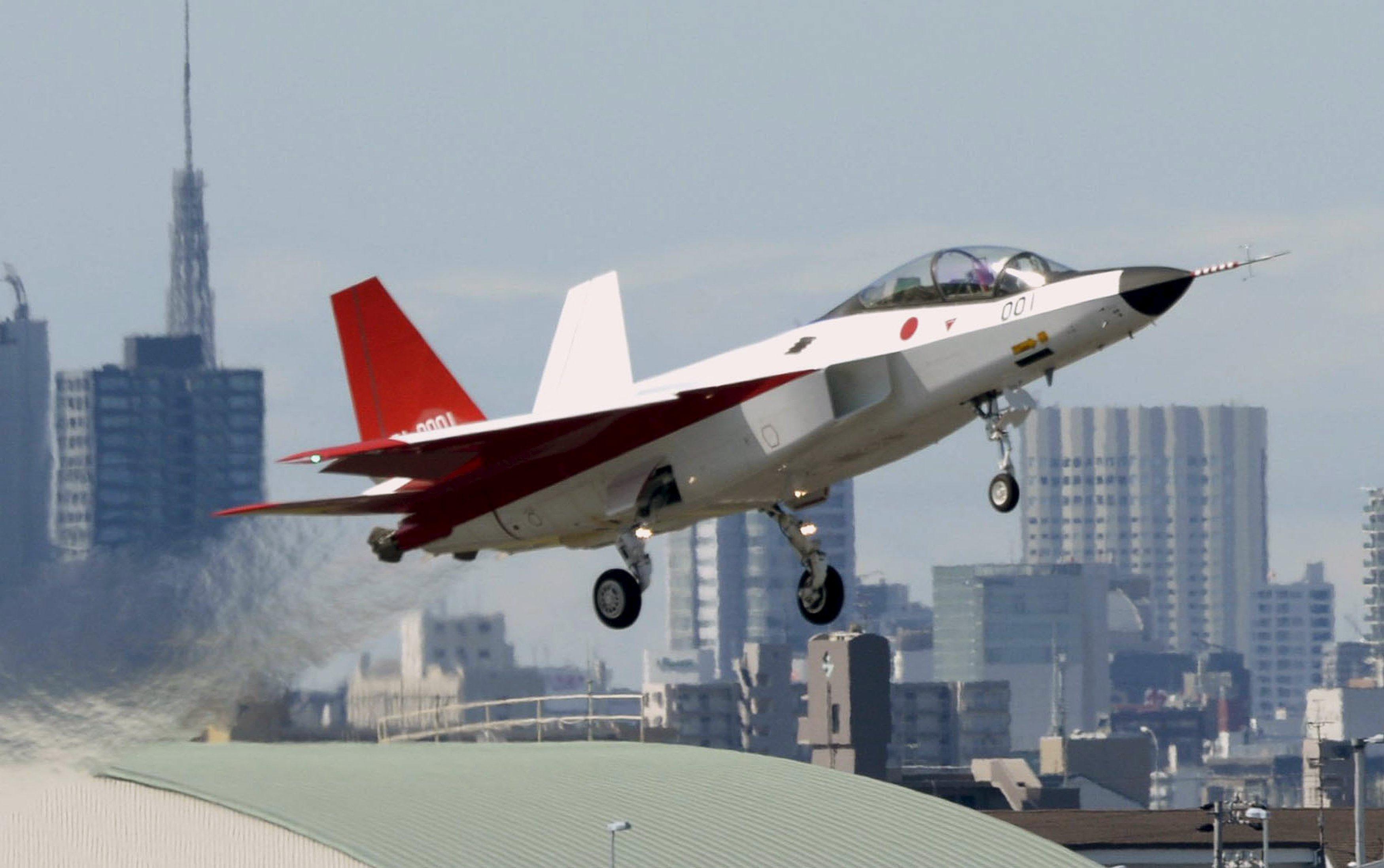 日本放弃自主开发下一代战斗机 或继续引进F