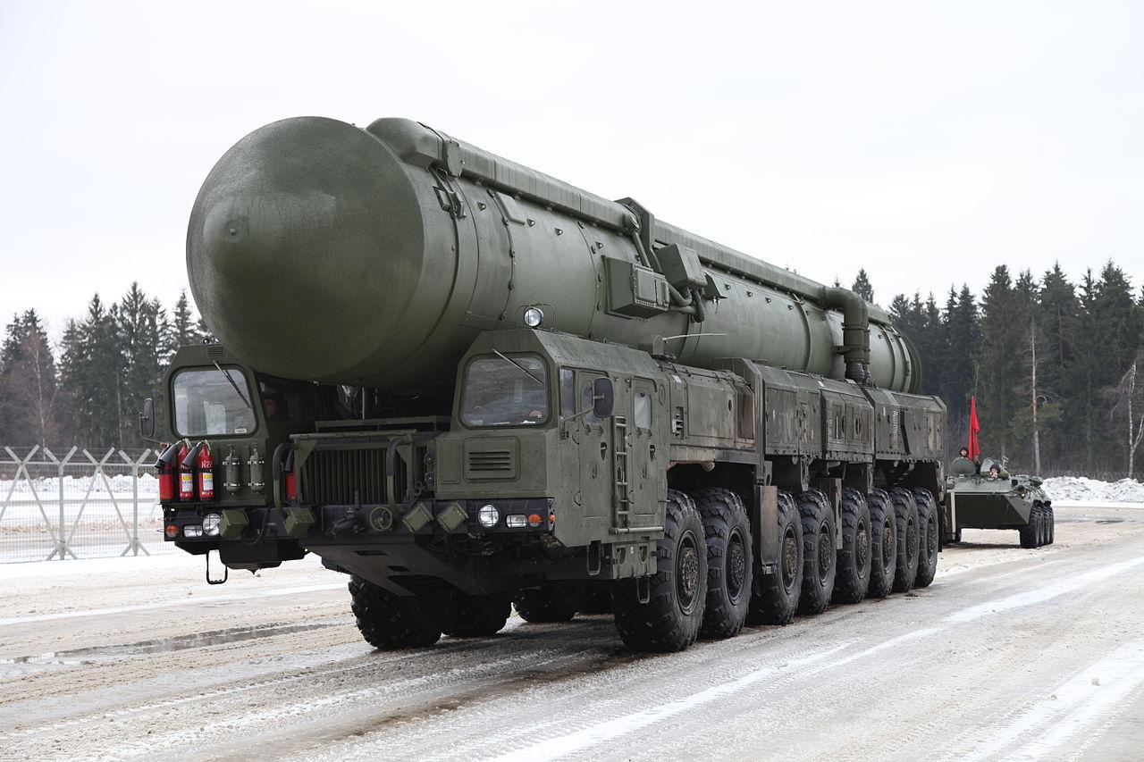 """普京的先进核武""""大新闻"""" 折射俄军的无奈现状"""