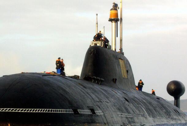 俄军核潜艇赴美家门口执行任务 全程未被发现