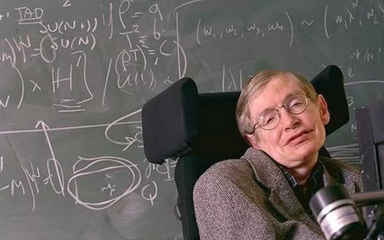 霍金曾3次到访中国 在人民大会堂讲述宇宙传奇