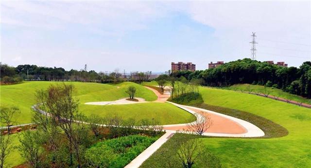 长沙城南再添大型城市公园 仙姑岭公园一期正式开放