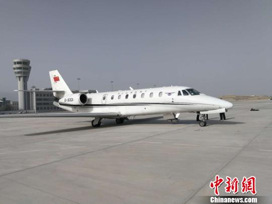 西宁曹家堡机场顺利完成导航设备定期飞行校验