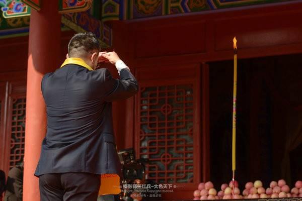 """""""春醒•忆老家""""2018全国百家网络媒体探秘杜康、祭拜酒祖"""