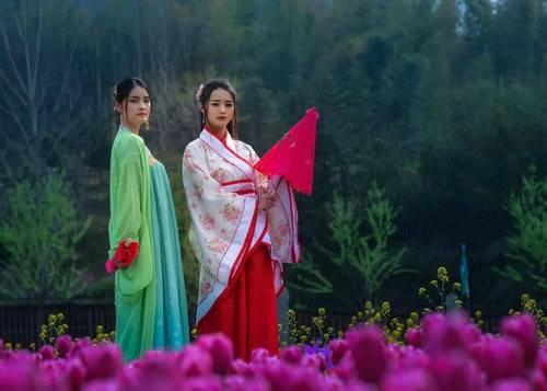 西九华山:千里大别山里的世外桃源