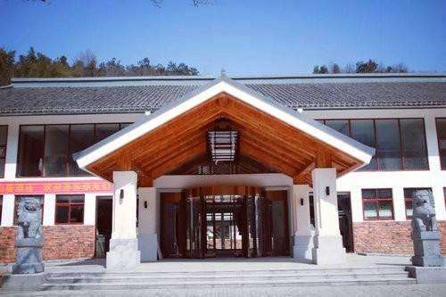 龙溪山居酒店即将装修完毕期待与游客的照面