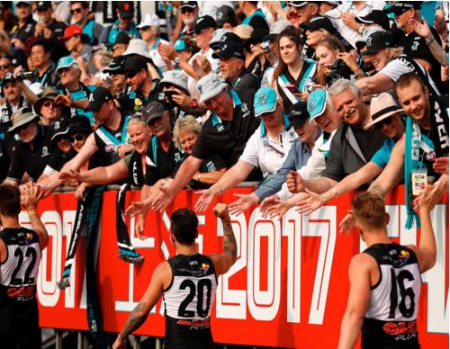 5月19日阿德莱德港澳力量队携澳式橄榄球联赛再度来沪
