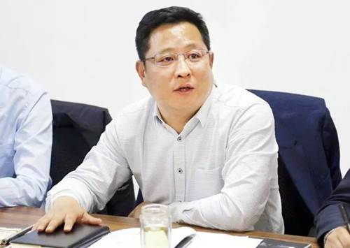 永城市委书记、市长李中华到国家5A级旅游景区芒砀山旅游区现场办公