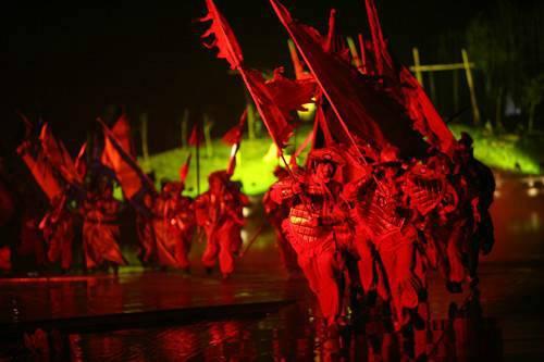 4月5日―6日清明特色版《大宋・东京梦华》演出两场、清园部分节目时间调整