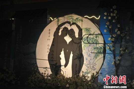 """沈阳举办""""熹""""主题婚礼秀"""