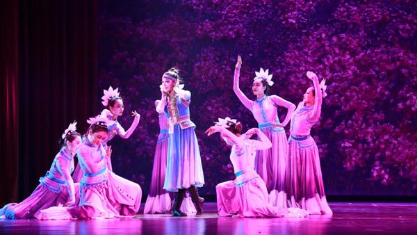 鄂尔多斯大型民族舞剧《森吉德玛》全国巡演启动