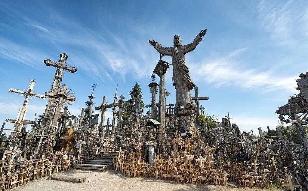 立陶宛:十字架山——背后的伤痛与智慧   全球GO